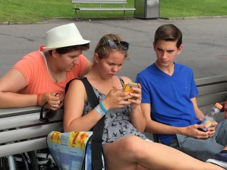 Navigieren mit dem Smartphone